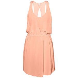 Wilfred Open Back Silk Dress